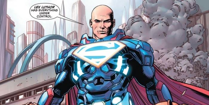 Armadura Superman