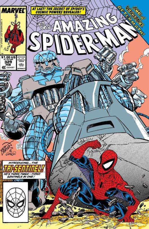 Amazing Spider Man Vol 1 329