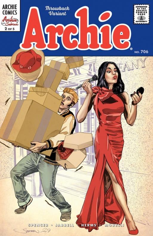 Archie 706 CoverC Mooney