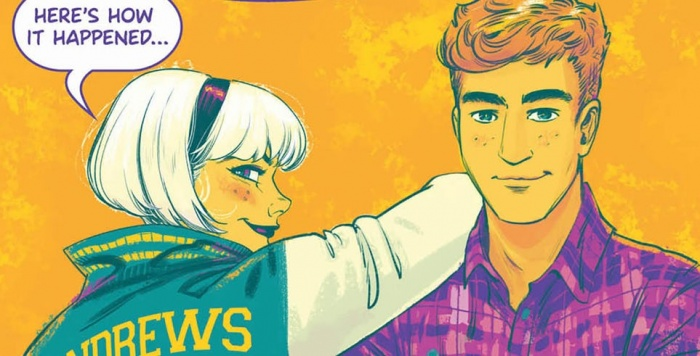 Archie Sabrina feature