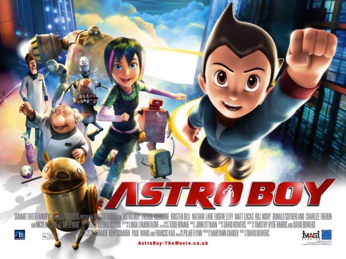 Astro Boy 2009