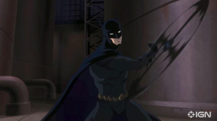 Batman Hush exclusive photo