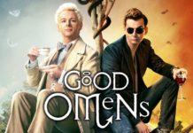 Buenos presagios - Good Omens - Amazon Prime - Michael Sheen y David Tennant