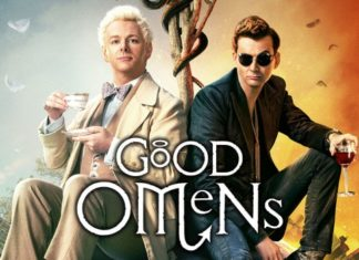 Buenos presagios - Good Omens - Amazon Prime - Michael Sheen y David Tennant