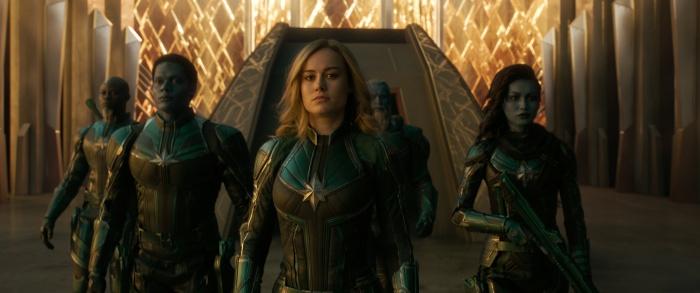Crítica de: Capitana Marvel