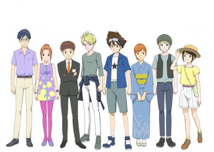 Digimon 22 años