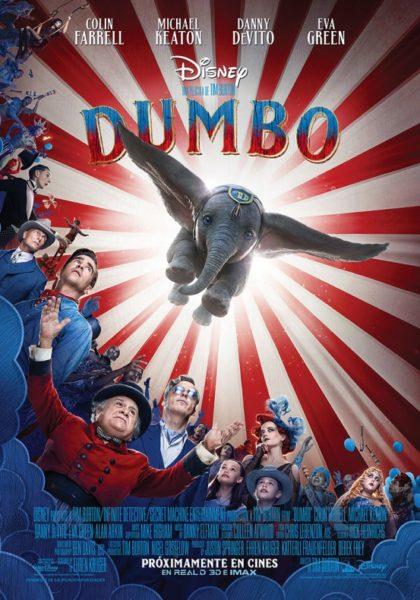 Dumbo Poster 2