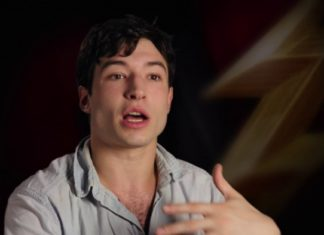 Ezra Miller - The Flash