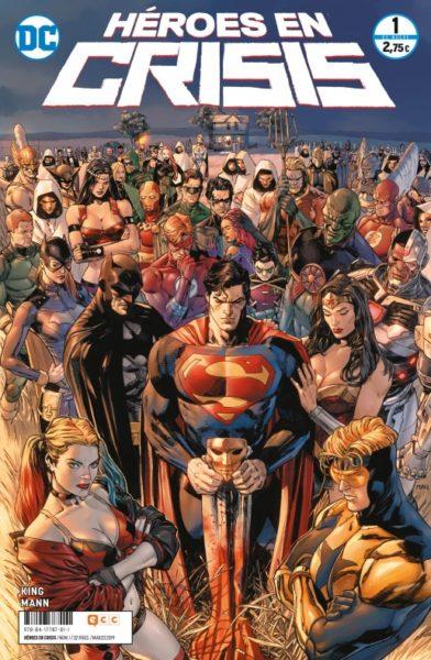 Héroes en Crisis