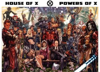 Hickman - Larraz - Silva - García - House of X - Power of X