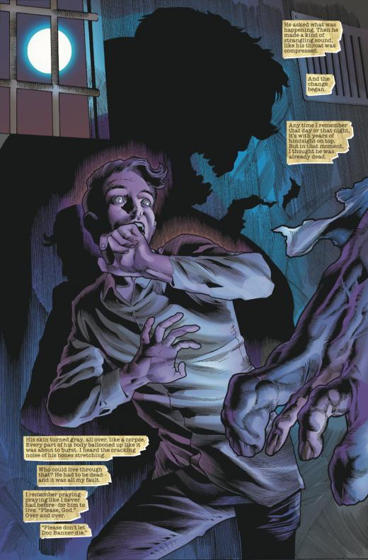 Immortal Hulk 16 - preview 01
