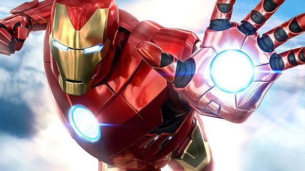 Sony - Iron Man VR