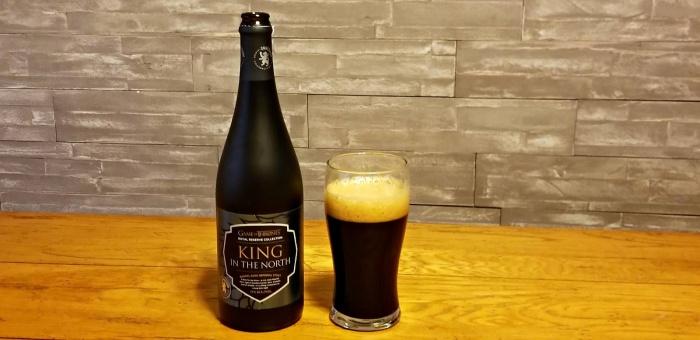 Juego de Tronos - cerveza King in the North
