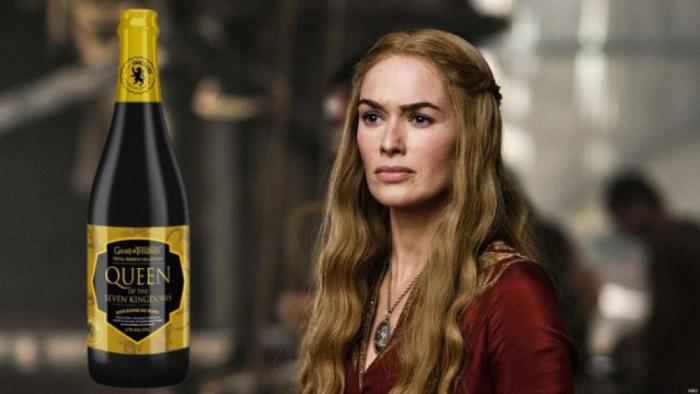Juego de Tronos - cerveza Queen of the Seven Kingdoms