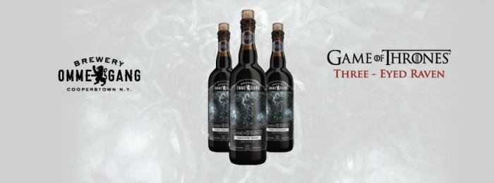Juego de Tronos - cerveza Three-Eyed Raven