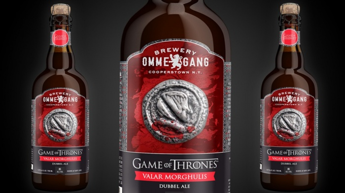 Juego de Tronos - cerveza Valar Morghulis