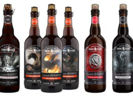 Juego de Tronos - cervezas Ommegang