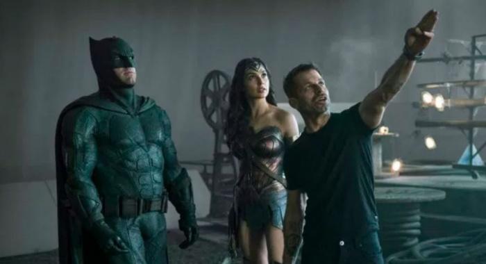 Justice League - Zack Snyder