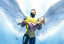 Marvels - Ángel - X-Men - Busiek y Ross