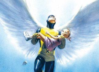Marvels - Ángel - X-Men - Busiek y Ross