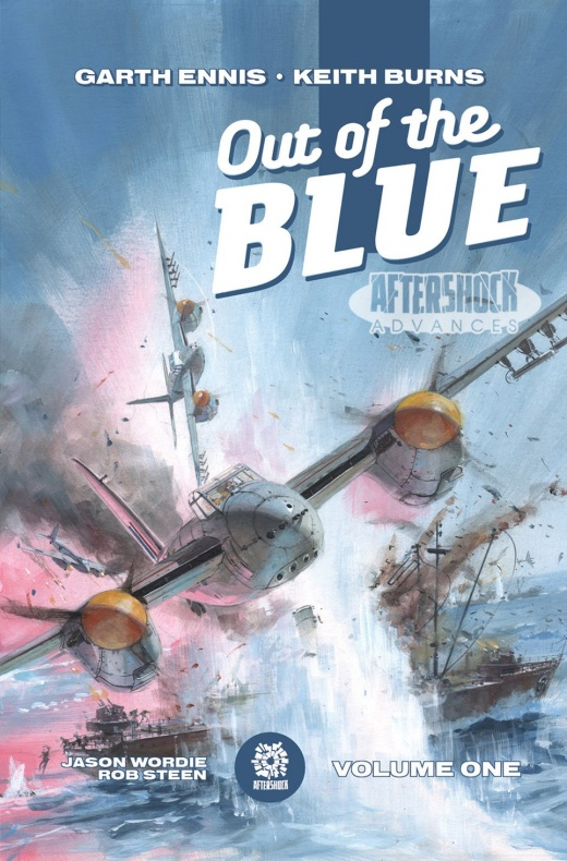 OUT OF THE BLUE OGN COVER