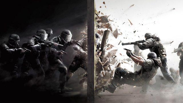 Rainbow Six Siege Breach