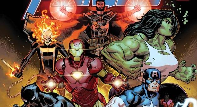 Jason Aaron - Avengers
