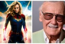 Stan Lee - Capitana Marvel