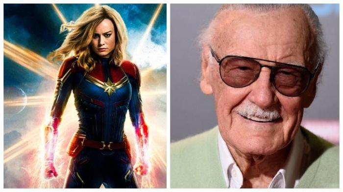 Stan Lee - Capitana Marvel