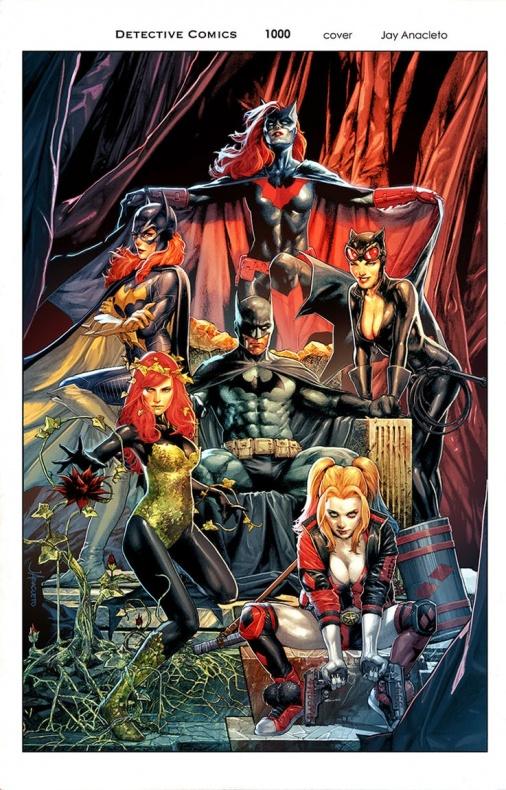 Unknown Comics Jay Anacleto