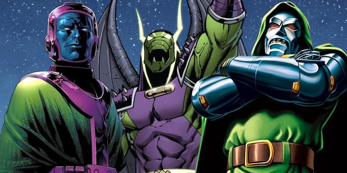 Villanos Marvel que pertenecían a la Fox