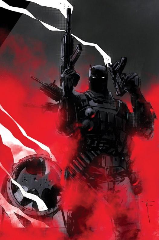 batman grim knight