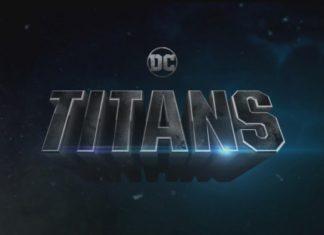 Titans - logo serie DC Universe