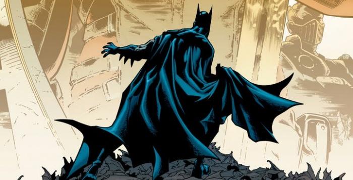 detective comics 1001 feature