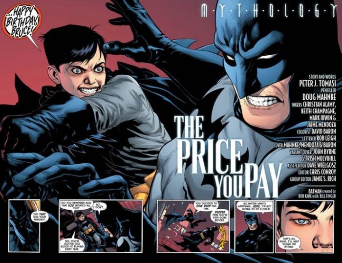 Detective Comics 999