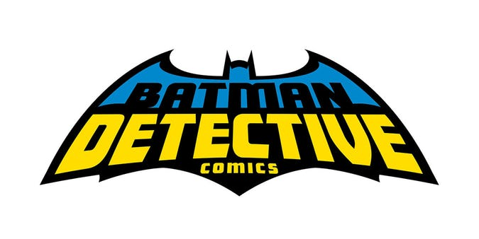 detective comics new .logo