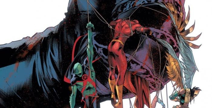 Snyder - Justice League