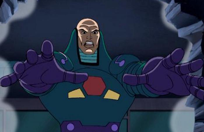 Lex Luthor universo animado DC