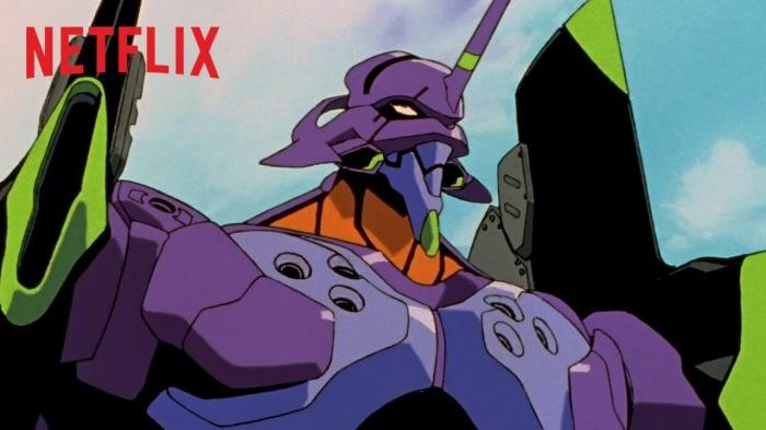 Evangelion Netflix