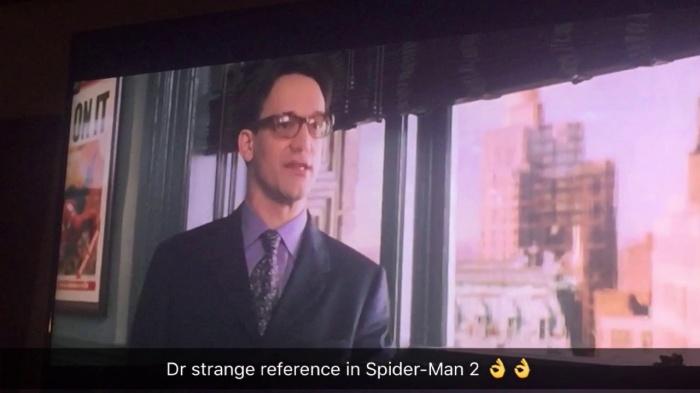 spiderman 2 foto
