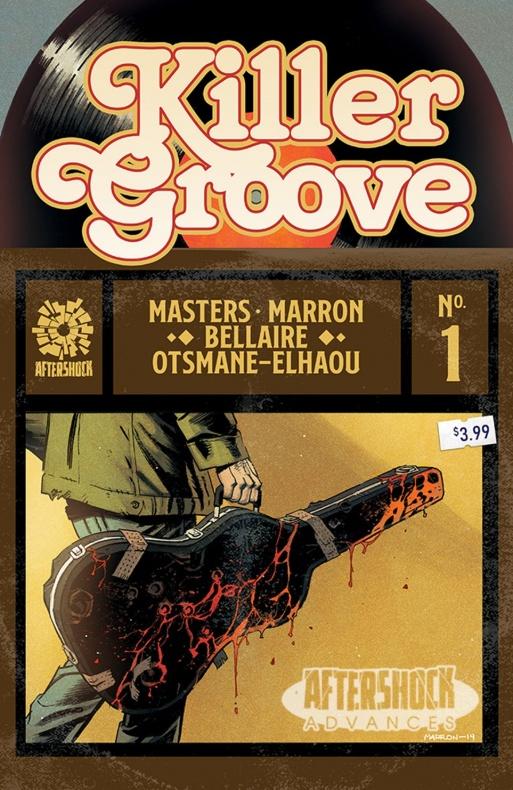 001 KILLER GROOVE 001
