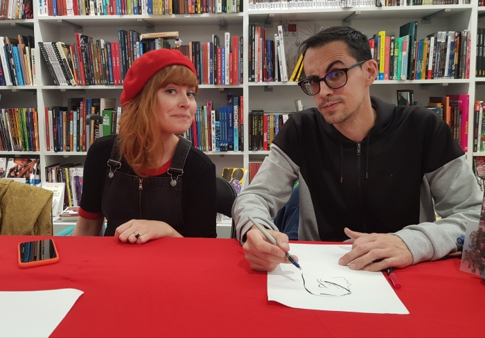 Entrevista a Raúl Allén y Patricia Martín