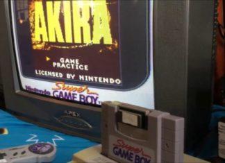 Akira - Game Boy