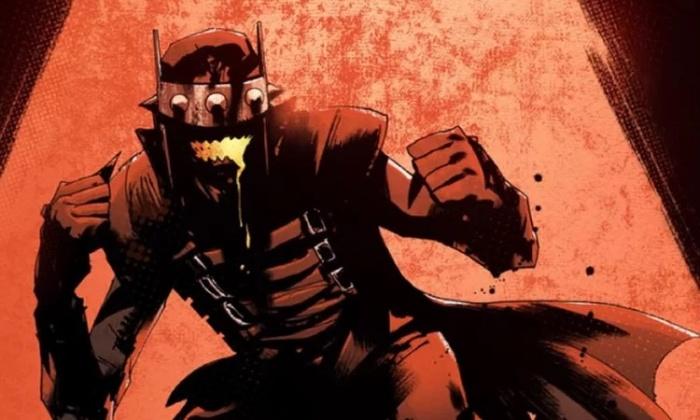 Batman Who Laughs Principal