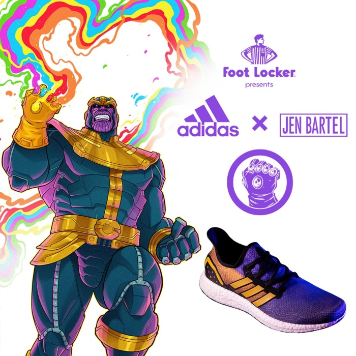 En Presenta Sus Thanos Adidas Nuevas Inspiradas Deportivas uT13JFKcl