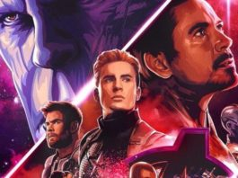 Vengadores: Endgame - póster Dolby