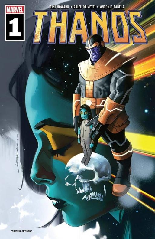 Portada Thanos 1
