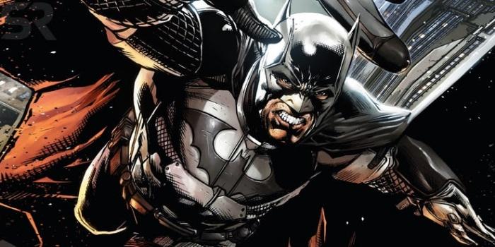 The Batman Gothtopia Batsuit