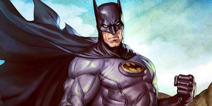 The Batman Incorporated Batsuit
