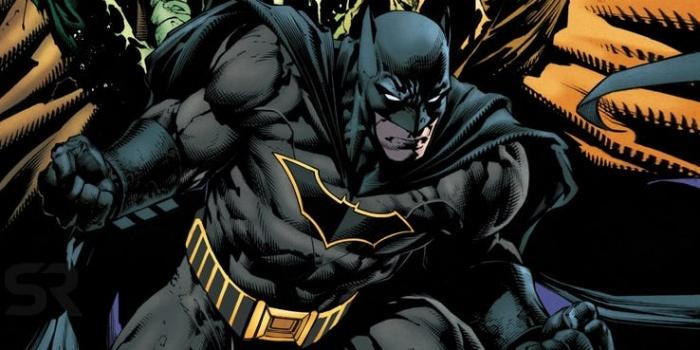 The Batman Rebirth Batsuit